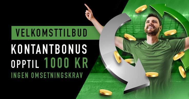 kontantbonus 1000 kr