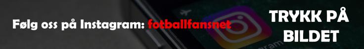 Følg oss fotballfans ig